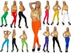 Leggings 20 Farben Baumwolle Legings Jeggings Gr. S M L XL XXL 3XL