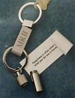 Red Envelope Hidden Message Capsule Valet Key Chain Retail $29.95