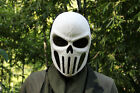 Skull Skeleton Full Face Mask Tactical Airsoft Paintball Protect Safety Mask