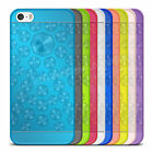 Hard Back Case Cover For APPLE iPhone 5 5S Free Screen Protector