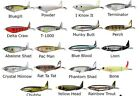 River2Sea Whopper Plopper 130 Topwater Lure 5 Assorted Colors