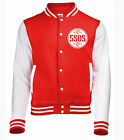 5 Seconds Of Summer 5SOS New Logo Kids Childrens Kinder Varsity Baseball Jacket