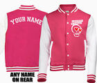 5 Seconds Of Summer 5SOS Skull Logo Varsity Baseball Jacket Logo Adult Size