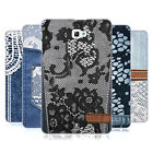 HEAD CASE DESIGNS JEANS AND LACES HARD BACK CASE FOR SAMSUNG TABLETS 1