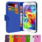 New Flip Wallet Leather Case Cover For SAMSUNG Galaxy S5 Free Screen Protector