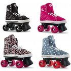 Rio Roller Canvas Kids / Adults Soft Boot Quad Roller Skates