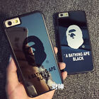 A Bathing Ape Mirror Cell Phone Case Shell Cover for iphone6 Plus Apple PVC Bape