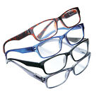 Collections Etc Classic Reading Glasses - Set of 4, Multi