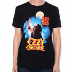 Ozzy Osborne T Shirt - Bark At The Moon 100% Official Black Sabbath Classic