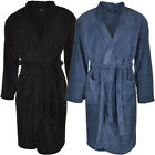 Giorgio Herren Bademantel S M L Fleece Bath Robe Bade Mantel Saunamantel Sauna