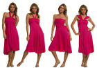 ELAN 8-WAY CONVERTIBLE SKIRT/DRESS UP TO 8 DIFFERENT WAYS TO WEAR FROM ONE RL407
