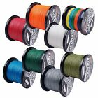 Agepoch 1000M 6LB-250LB All Color Super Strong Dyneema Braided Sea Fishing Line