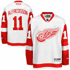 Daniel ALFREDSSON Detroit Red Wings RBK Premier Officially Licensed NHL Jersey