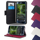 New Wallet Flip PU Leather Phone Case Cover For Samsung Galaxy S6 G9200