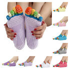 5 Toes Yoga Gym Dance Sport Exercise Non Slip Massage Fitness Warm Socks YS