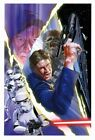 Alex Ross Star Wars Artwork Luke Leia Vader Obi-Wan Han Fine Art Paper Giclées