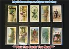 ☆ Player's - Cycling 1939 (Cards 1-50) (G) ***Pick The Cards You Need***