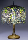 New Tiffany Style Wisteria Table Lamp Stained Glass Tiffany style lighting