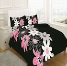 q New Designs  Printed  Complete Set Duvet Cover and Bed Sheet in Single Size
