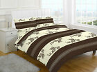 Luxury  Printed Designs Complete Set Duvet Cover and Bed Sheet in King Size
