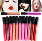 Long Lasting Makeup Beauty Waterproof Liquid Lip Gloss Matte Lipstick Lip Pen H