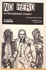 NO HERO #0 Design Sketch Black and White Variant Cover - Avatar NM / VF **