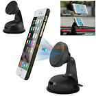 Universal Car Windshield Magnatic Mount Holder For Samsung Galaxy S6/S7 Edge