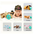 Infant Baby Toddler Child Plush Animal Dummy Pacifiers Orthodontic Nipples New