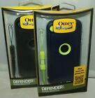 New Otterbox Defender Series Case for Ipod touch 5th Generation 5G Black Blue