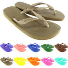Womens Havaianas Top Holiday Beach Flip Flops Summer Sandals Slip On UK 1-8