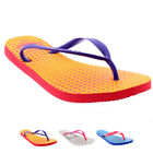 Womens Havaianas Slim Graphic Flat Beach Holiday Flip Flop Summer Sandals UK 1-8