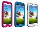 New Genuine LifeProof Waterproof Case for Samsung Galaxy S4 'Fre Series'