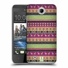 HEAD CASE DESIGNS KNITTED CHRISTMAS HARD BACK CASE FOR HTC PHONES 3