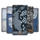 HEAD CASE DESIGNS JEANS AND LACES HARD BACK CASE FOR LG PHONES 3