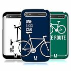 HEAD CASE DESIGNS FIXED GEARS HARD BACK CASE FOR BLACKBERRY PHONES