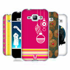 HEAD CASE HEADCASE MIX CHRISTMAS COLLECTION SOFT GEL CASE FOR SAMSUNG PHONES 4