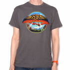 Boston T Shirt - Don't Look Back Spaceship 100% Official USA Import