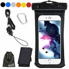 EEEKit Waterproof Shockproof Case Cover Bag for Apple iPhone 6S 4.7 Samsung S6