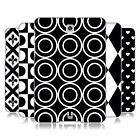 HEAD CASE DESIGNS BLACK AND WHITE PATTERNS CASE FOR SAMSUNG GALAXY TAB S2 8.0