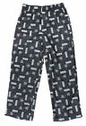 Gerber NFL Youth / Kids Oakland Raiders Team Pajama Lounge Pants, Black