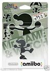 amiibo Super Smash Bros WII U Games Nintendo Mr Game and Watch...
