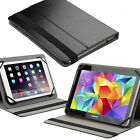 "Premium Faux Leather Universal Folio Case for 8.9"" 9"" 9.4"" 9.7"" 10"" 10.1"" Tablet"