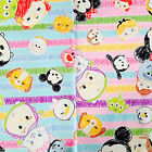Disney Tsum Tsum Cotton Japanese Fabric / Half Yard