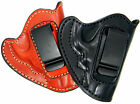 PREMIUM LEATHER REVOLVER HOLSTER FOR IWB INSIDE THE PANTS CONCEALMENT CARRY!!