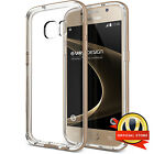 VRS Design [Crystal Bumper] Clear Bumper Case For Samsung Galaxy S7 S7 Edge