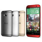 HTC One M8 32GB Dual Camera RAM 2GB Unlocked 4G LTE Android Smartphone - 6 Color