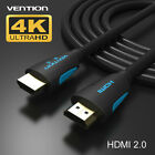 PREMIUM HDMI Cable V2.0 1080P 3D 2K 4K @60Hz- 3D TV HDTV LCD LED PS4 XBOX BLURAY