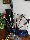 Scottish Bagpipes Scottish Great Highland Bagpipe With Accessories By Euro Era