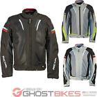 Richa Stormwind Motorcycle Jacket Sport Waterproof Vented CE Armour Reflective