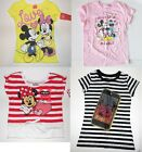 Disney Minnie Mouse Girls T-Shirts Various Shirts and Sizes NWT